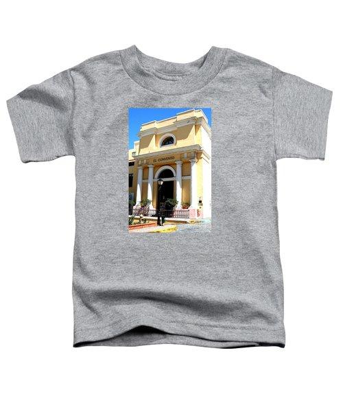 El Convento Hotel Toddler T-Shirt