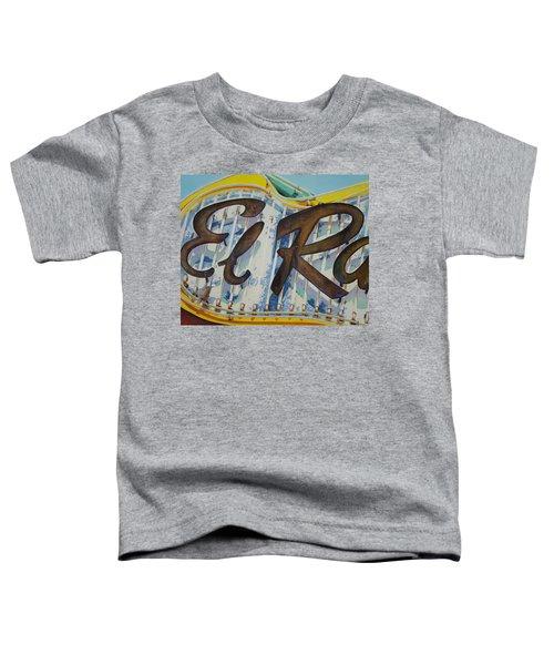 El Ray Toddler T-Shirt
