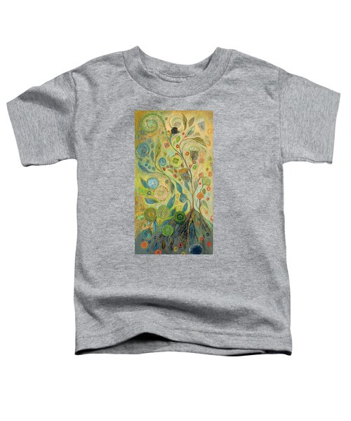Embracing The Journey Toddler T-Shirt
