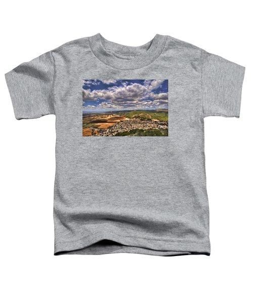 Emek Israel Toddler T-Shirt