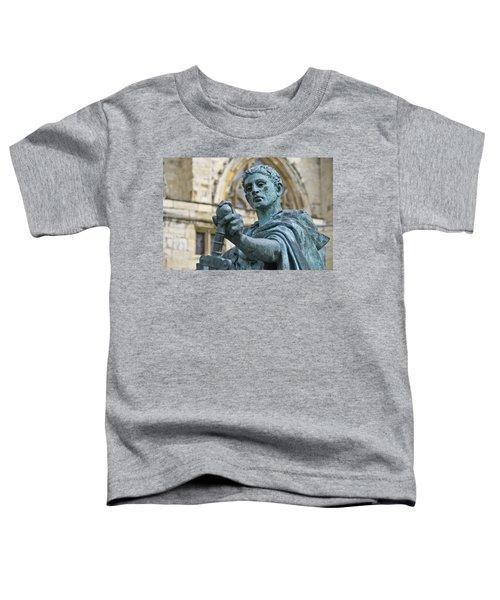 Emperor Constantine Toddler T-Shirt