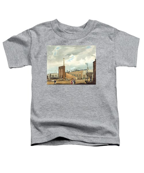 Entrance Into Manchester Across Water Toddler T-Shirt