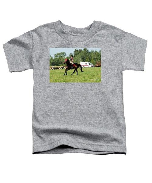 Eventing Fun Toddler T-Shirt