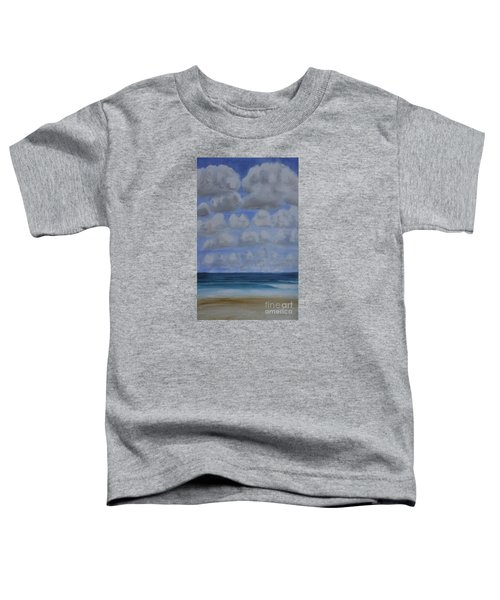 Everyday Is A New Horizon Toddler T-Shirt