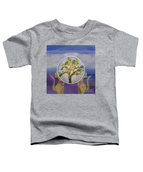 Exploring Toddler T-Shirt