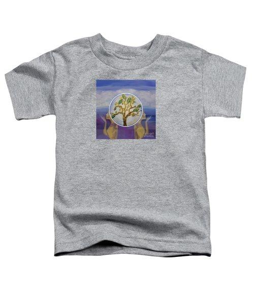 Exploring Toddler T-Shirt