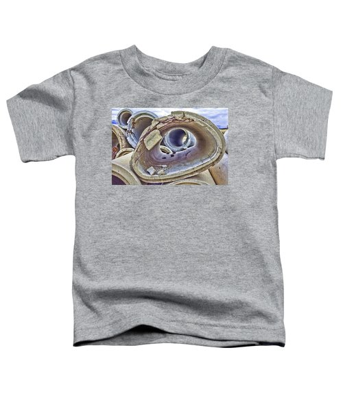 Eye Of The Saur 2 Toddler T-Shirt
