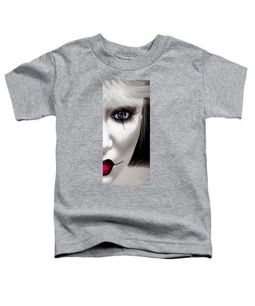 Eyes Of The Fool Toddler T-Shirt by Bob Orsillo