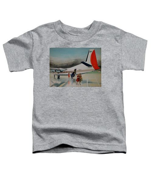 F-27 At Columbus Ohio Toddler T-Shirt