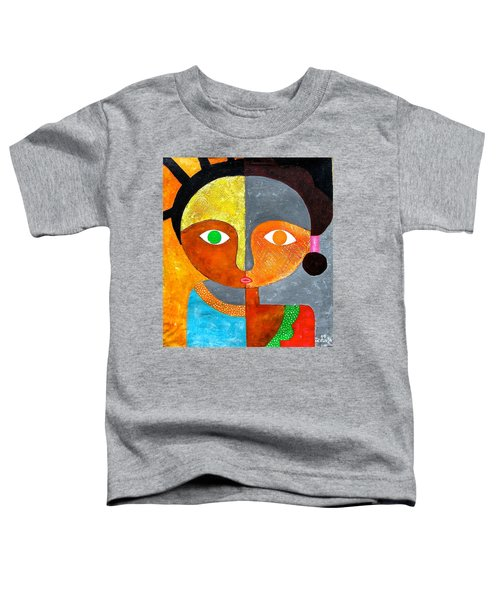 Face 2 Toddler T-Shirt