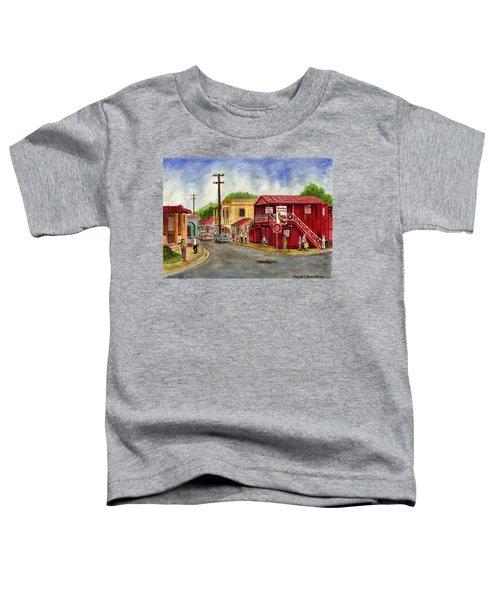 Fajardo Puerto Rico Toddler T-Shirt