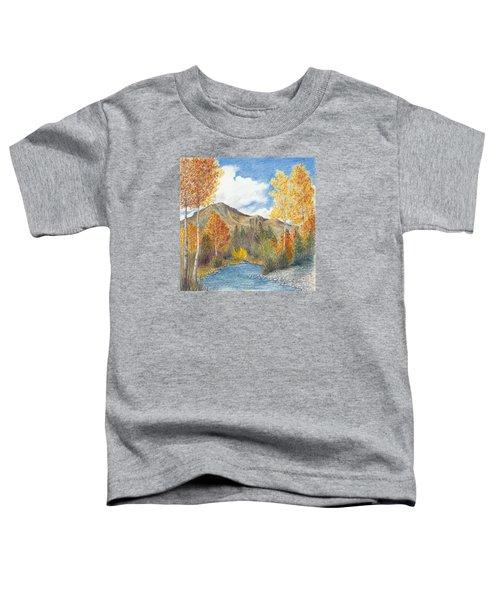 Fall Aspens Toddler T-Shirt