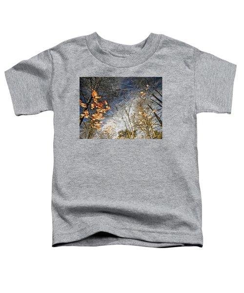 Fall Reflections Toddler T-Shirt