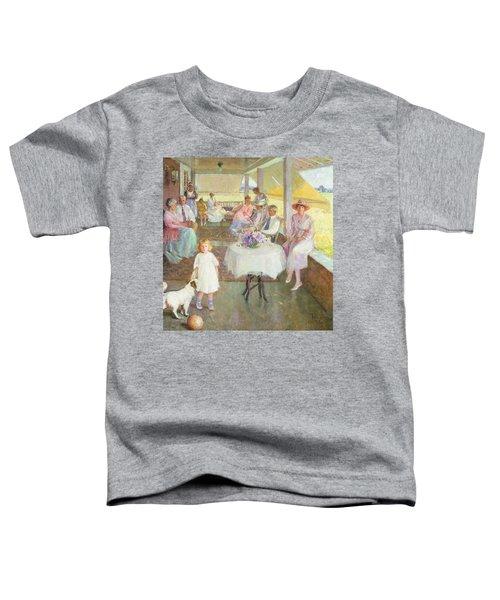 Family Gathering, 1919 Toddler T-Shirt