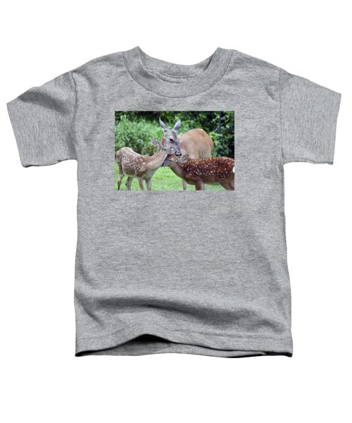 Family Hug Toddler T-Shirt