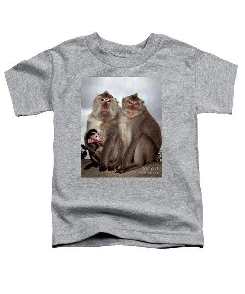 Family Portrait Toddler T-Shirt