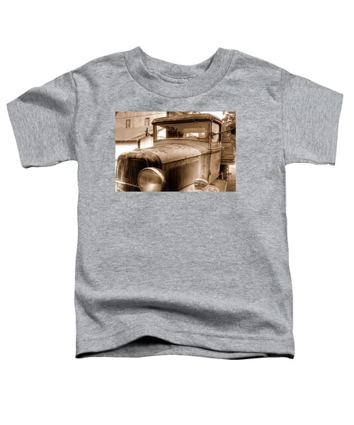 Farmer's Best Friend Toddler T-Shirt