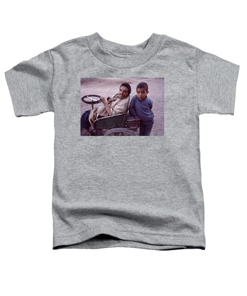 Father And Son Toddler T-Shirt