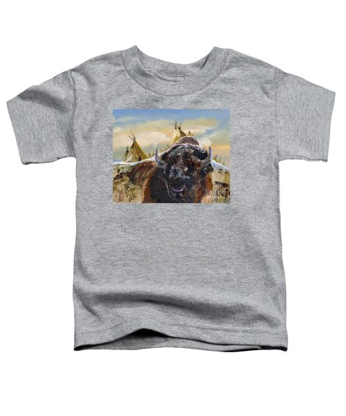 Feed The Fire Toddler T-Shirt