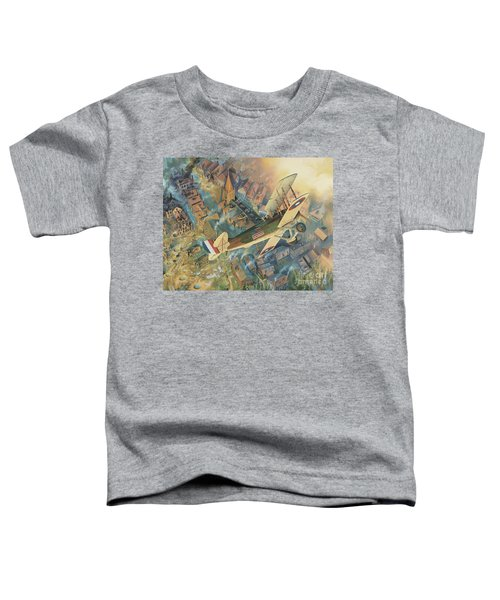 First Over The Front Toddler T-Shirt