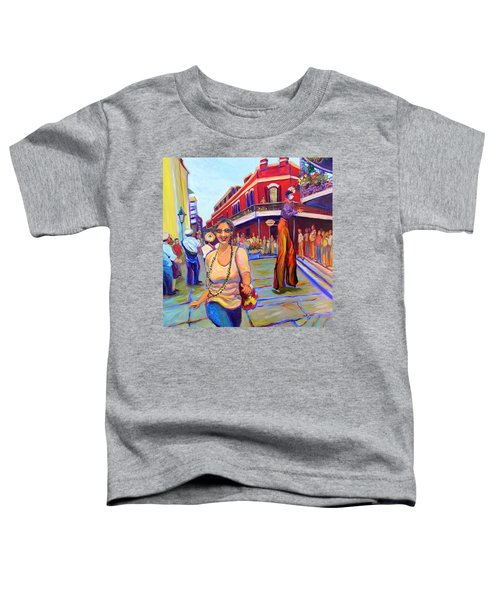 First Trip To New Orleans Toddler T-Shirt