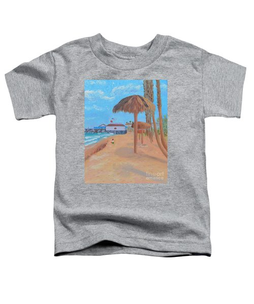 Fisherman's Resturant Toddler T-Shirt