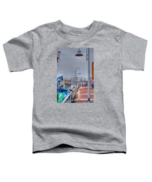 Fisherman's Wharf Taiwan Toddler T-Shirt