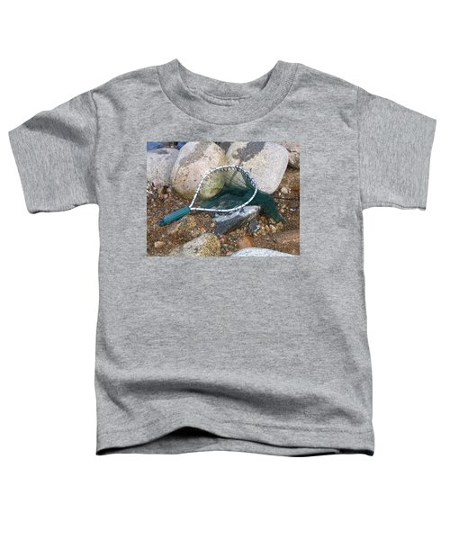 Fishing Net Toddler T-Shirt