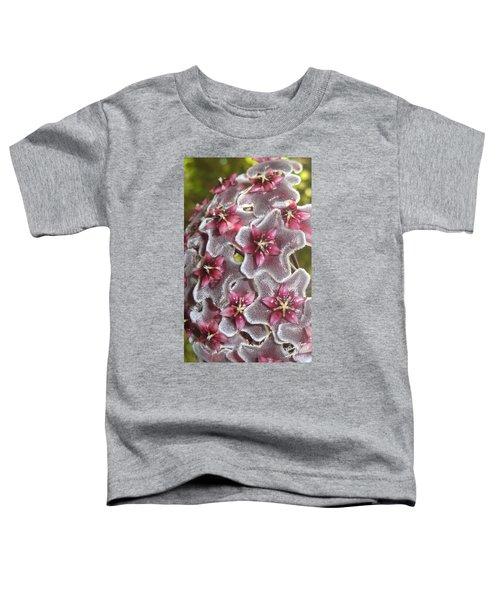 Floral Presence - Signed Toddler T-Shirt