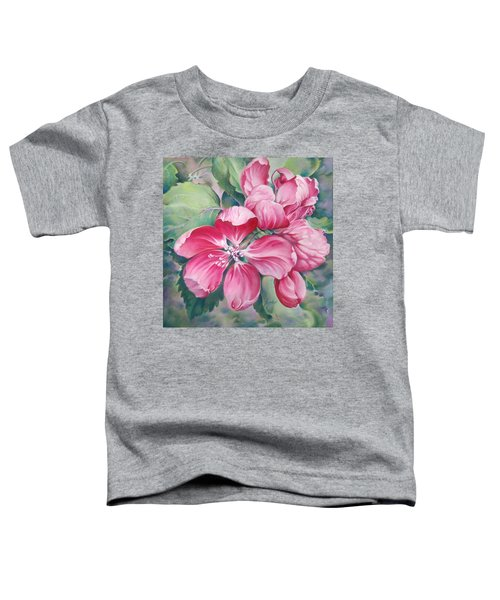 Flower Of Crab-apple Toddler T-Shirt