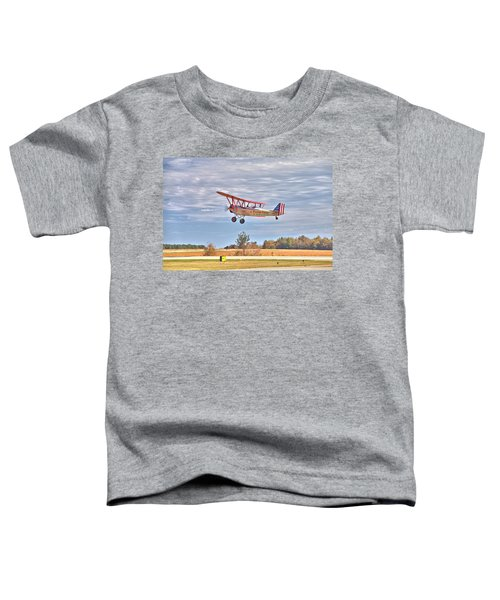 Flying Circus Barnstormers Toddler T-Shirt