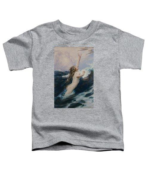 Flying Fish Toddler T-Shirt