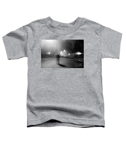 Foggy Night Toddler T-Shirt