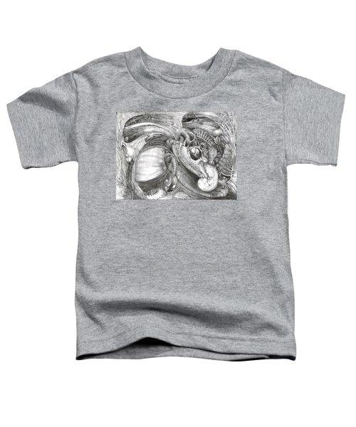 Fomorii Aliens Toddler T-Shirt