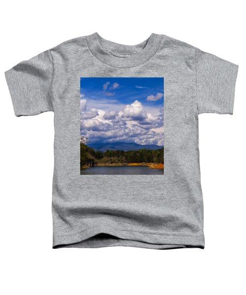 Fontana Lake Storm 2 Toddler T-Shirt