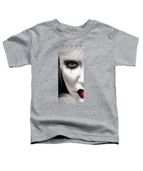 Fool Toddler T-Shirt by Bob Orsillo