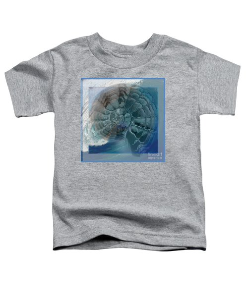 Fossil Ocean Toddler T-Shirt
