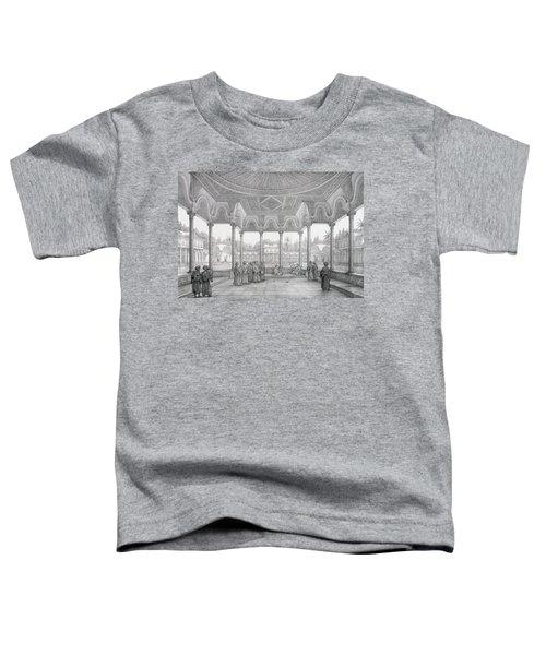 Fountain And Kiosk Of The Garden Of Choubrah Toddler T-Shirt