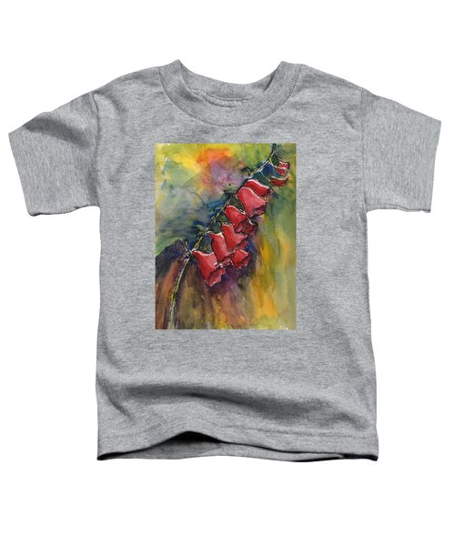 Foxgloves Toddler T-Shirt