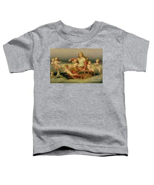 Freja Seeking Her Husband Toddler T-Shirt