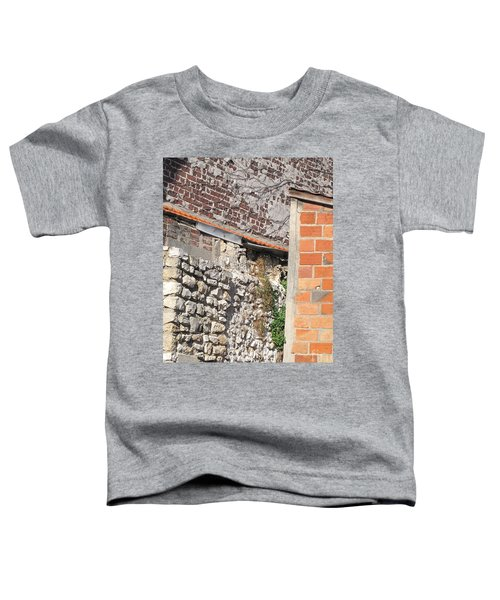 French Farm Wall Toddler T-Shirt