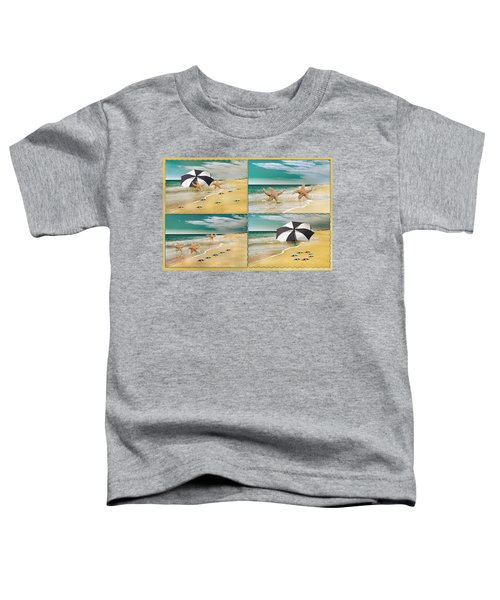 Fresh From The Sea Toddler T-Shirt