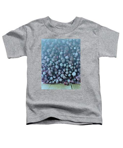 Frozen Blueberries Toddler T-Shirt