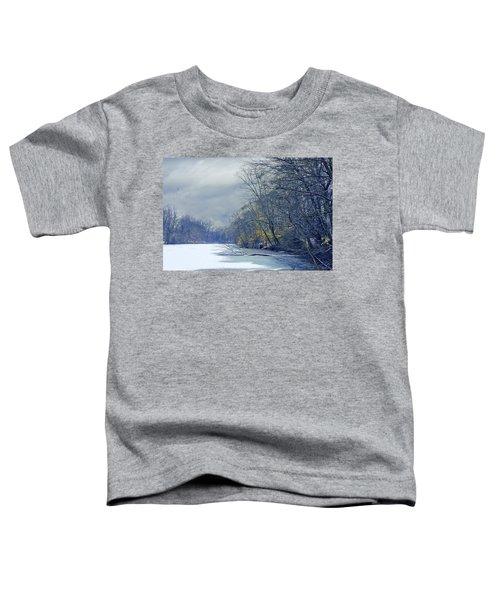 Frozen Pond Toddler T-Shirt