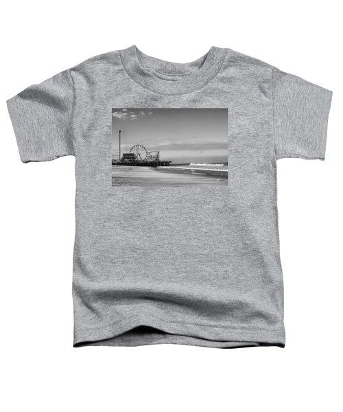 Funtown Pier Seaside Heights New Jersey  Toddler T-Shirt