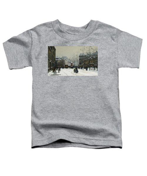Gare Du Nord Paris Toddler T-Shirt