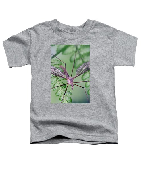 Ghost On A Fern Toddler T-Shirt