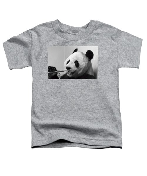 Giant Panda Toddler T-Shirt