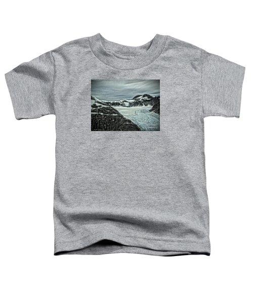 Glacier Toddler T-Shirt
