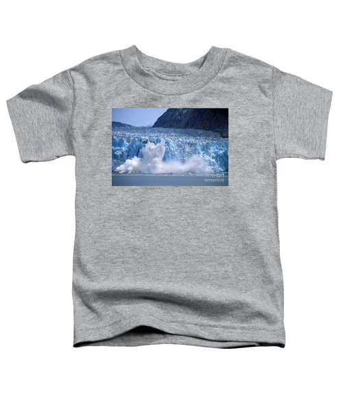 Glacier Calving Toddler T-Shirt